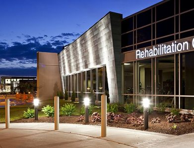CHI House Immanuel Medical Center Rehabilitation Addition