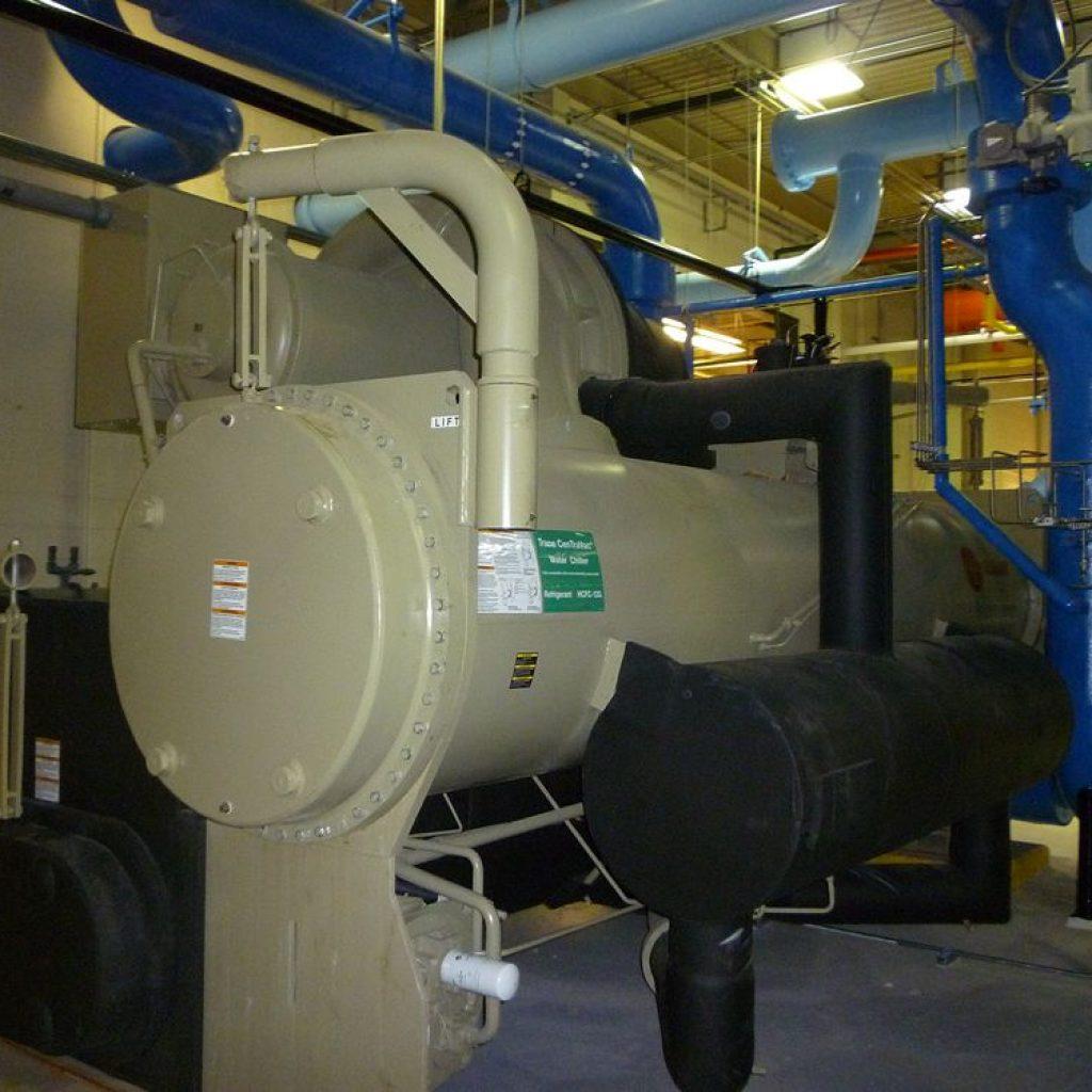 University Of Nebraska At Omaha Central Utility Plant
