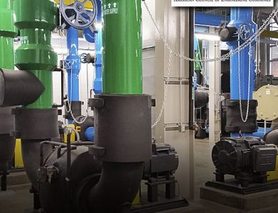 South Dakota State University North Chiller Plant