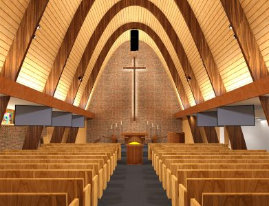 St. Mark's Lutheran Church Sanctuary Enhancements