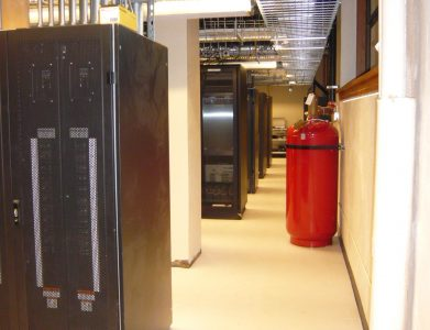 University of South Dakota, Slagle Hall Data Center